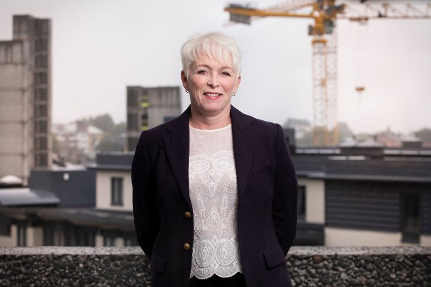 Adm. direktør Heidi Finstad, Treindustrien
