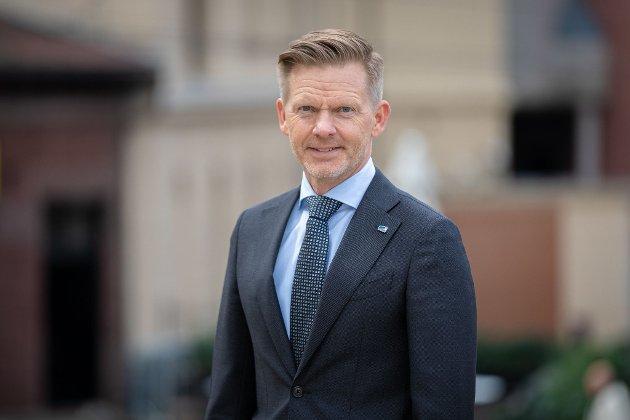 Tage Pettersen, stortingsrepresentant for Høyre i Østfold.