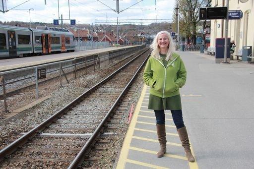 På stasjonen i Moss