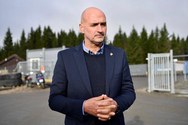 Per Olav Tyldum, leder i Trøndelag Senterparti.
