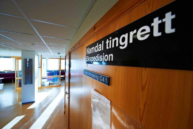 Førstkommende mandag er Namdal tingrett historie ettersom de trønderske tingrettene blir slått sammen til Trøndelag tingrett.