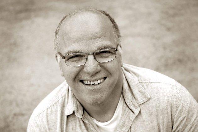 UKESLUTT: NA-journalist Birger Aarmo.