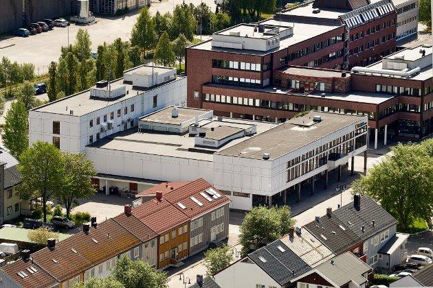 Hva skal bli framtida til Namsos samfunnshus?