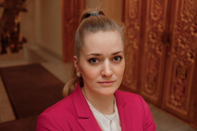 Senterpartiets Emilie Enger Mehl svarer på Michael Tetzschner (H) sitt innlegg mot Senterpartiet om bistand til EU.