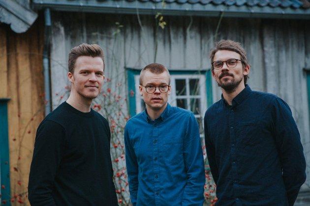 Jonas Kilmork Vemøy, Andreas Rødland Haga og Anders Hefre - Maridalen - noe vakkert og viktig.
