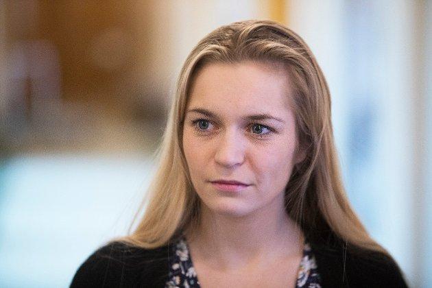 REDD FOR Å STØTE NOEN: – I mitt hode har vår generasjon av ungdomspolitikere stått sammen, skuldre til skuldre. Men sannheten er kanskje at jeg har skydd banen, skriver Mathilde Tybring-Gjedde (H).
