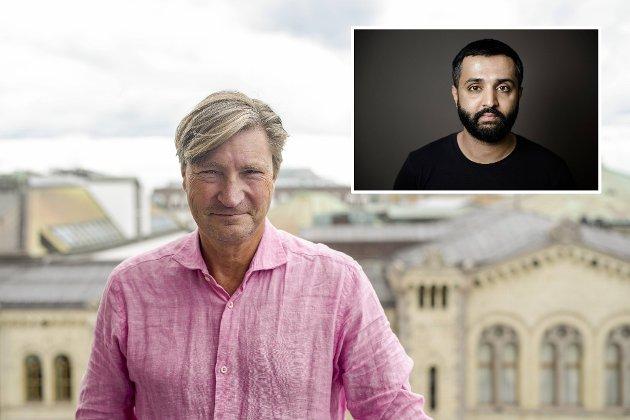 Christian Tybring-Gjedde behandler Fatima som et auksjonsobjekt. Det er så nedrig og patetisk, skriver Avisa Oslos debattredaktør Ahmed Fawad Ashraf.