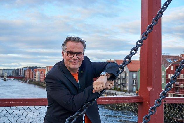 Fylkestingsrepresentant Tommy Reinås (MDG)
