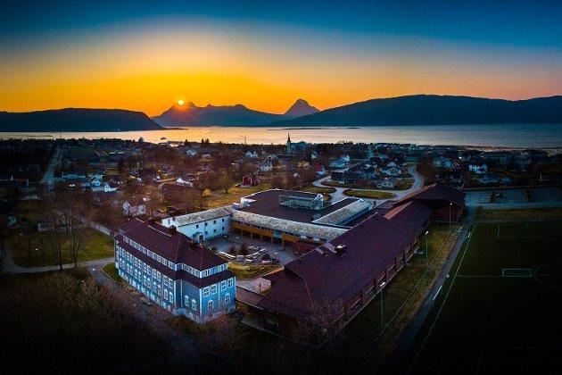 Campus Nesna på Helgeland.