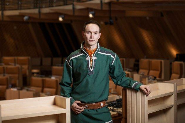Nordkalottfolket går dessverre, nok en gang, staten og industriens ærend på Sametinget, skriver Runar Myrnes Balto, leder i Norske Samers Riksforbund.