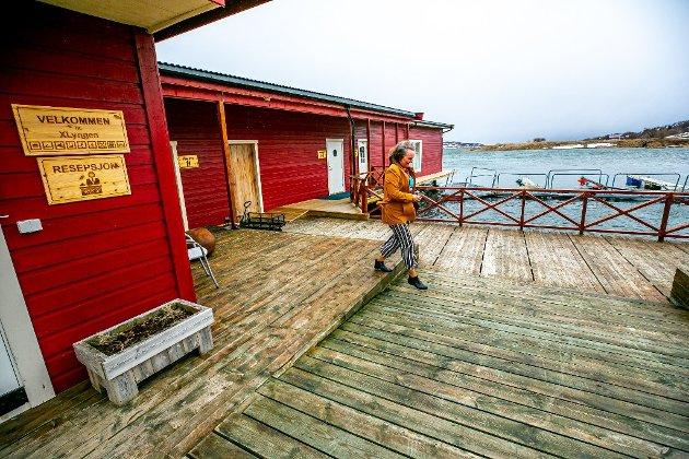 Koronakrisen kan få alvorlige og langvarige konsekvenser for kvinner, unge og innvandrere., skriver artikkelforfatterne. Bildet er fra bedriften X-Lyngen i Lenangen.