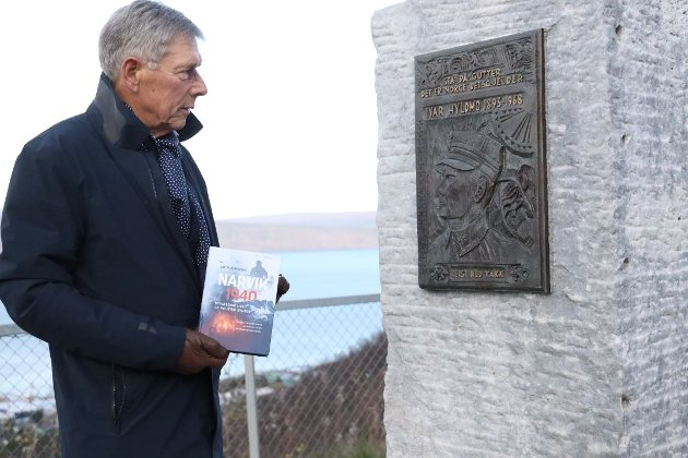Narvik-forfatter Jan P. Pettersen er ute med sin fjerde bok om krigen ved Narvik.