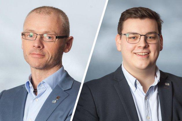 I stedet for å diskutere en sammenslåing som allerede er gjennomført, bør fylkespolitikere i nord diskutere hvordan vi kan utvikle regionen vår, skriver Høyres Ståle Sæther og Benjamin Furuly.