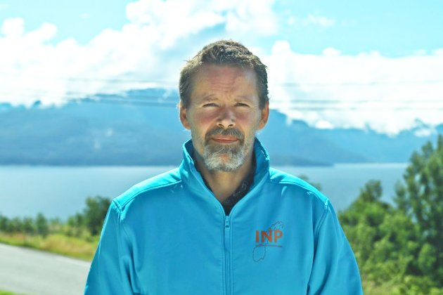 Bjarte Helland, 1. nestleder Industri- og næringspartiet.
