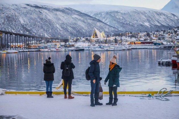 REISELIVSKRISE: Det verste har vi ennå ikke sett, siden nordlyssesongen vi går inn i nå for en del av oss er hovedsesongen og vil bli en betydelig utfordring for veldig mange bedrifter, skiver lederne for destinasjonsselskapene i Nord-Norge.