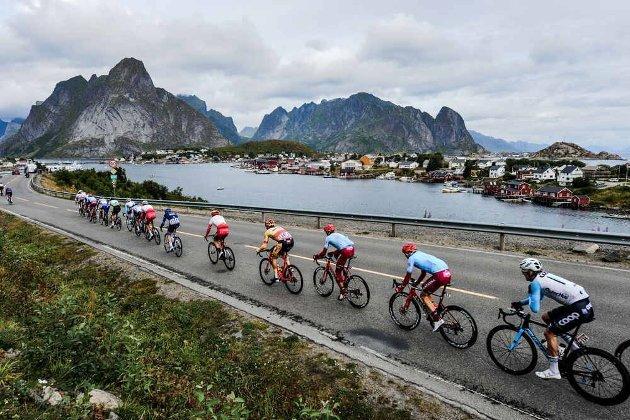 Da ideen om Arctic Race of Norway ble født, var det ikke selve sykkelrittet som var det viktigste. Visjonen var et internasjonalt idrettsarrangement som kunne gjennomføres hvert år i alle deler av Nord-Norge, som kunne brukes til å utvikle landsdelen, og vise frem Norge for et internasjonalt publikum, skriver Knut-Erik Dybdal.