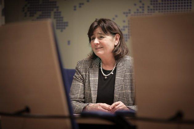 HELSETOPP I NORD: Cecilie Daae er administrerende direktør i Helse Nord. Foto: Tom Melby, Avisa Nordland
