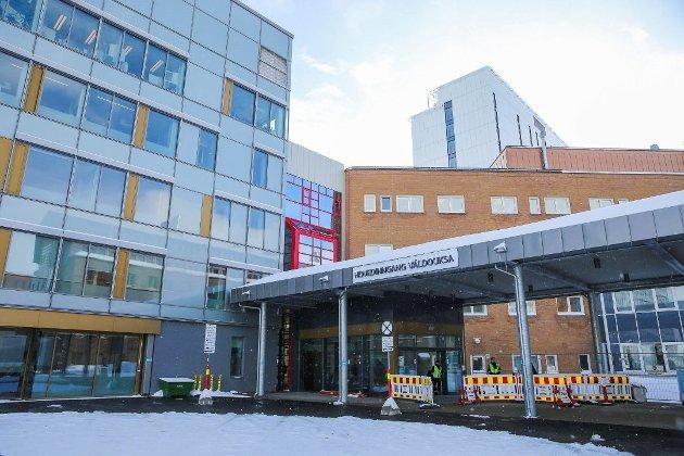 KRITIKK: Universitetssykehuset i Tromsø kommer dårlig ut på nye nasjonale kvalitetsundersøkelser. Foto: Thor Harald Henriksen/Nordlys