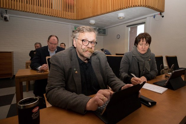 Kurt Wikan er styreleder i Finnmarkseiendommen (FeFo) og får en nøkkelrolle i en sak som definerer hvem som skal eie land og vann i fylket. Foto: Stian Hansen/Finnmarken