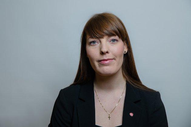 Mari Siljebråten, gruppeleder for Troms og Finnmark Arbeiderparti