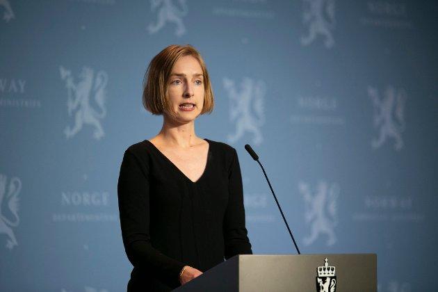 Næringsminister Iselin Nybø (V) hadde nok tjent på å være mer ydmyk når det gjelder statlig krisestøtte til eiendomsinvestorer. For Stortingets intensjon er at denne støtten skal redde arbeidsplasser.