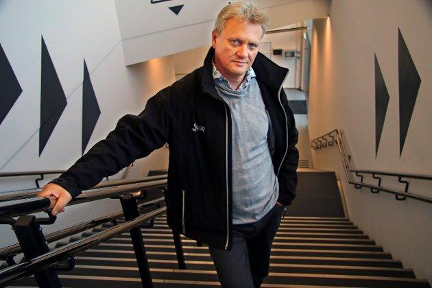 Ivar B Prestbakmo, fylkesordfører i Troms og Finnmark, 2. kandidat ved stortingsvalget for Sp i Troms
