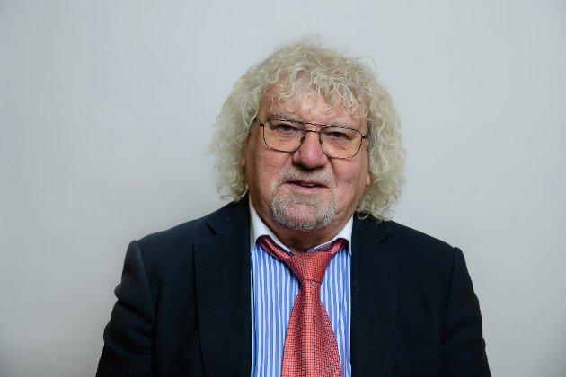 Edvin M. Eriksen, fylkestingsrepresentant Troms og Finnmark SV