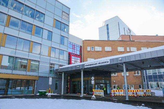 STORE OMBYGGINGER: Universitetssykehuset i Tromsø har stadige ombygginger som gjør rammeavtalene her attraktive for lokale bedrifter. Foto: Nordlys