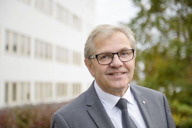 Roar Sollied er tidligere fylkesråd for utdanning i Troms. Han står på tredjeplass på Venstres liste i Troms til stortingsvalget.
