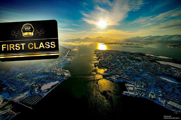 Tromsø vil ikke bli kommunen for de som måtte ønske å bosette seg her, men for de med romslige bankkontoer. Noen vil veldig gjerne kalle dette systematisk forskjellsbehandling, skriver By- og landlistas Ann-Sissel Enoksen.