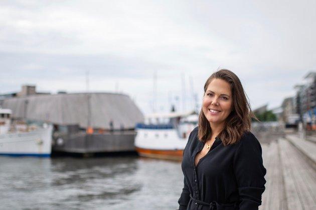 Stortingsrepresentant Lene Westgaard-Halle