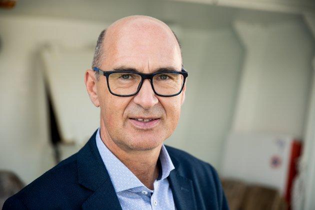Svein Ove Haugland,  adm. dir Norges Råfisklag