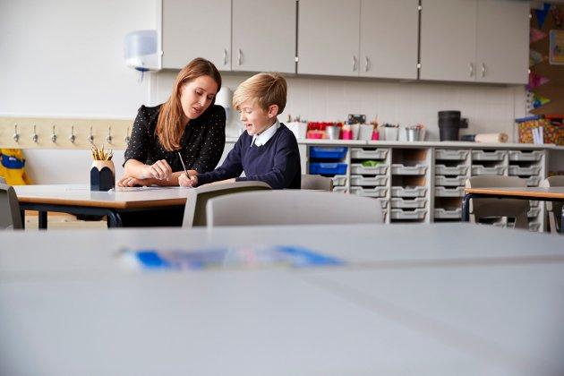 Lærermangelen i Nord-Norge vil ikke bli avhjulpet. Der er mangelen på trinn 1-4 allerede 7,3 prosent i Troms og Finnmark – nesten det dobbelte av landsgjennomsnittet, skriver Karl Øyvind Jordell.