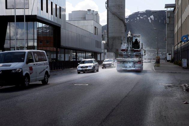 Et flertall av politikerne i Tromsø ønsker å innføre piggdekkavgift basert på forurensningstall som er tre ganger høyere enn virkeligheten! skriver Høyres Bodil Ridderseth Larsen.