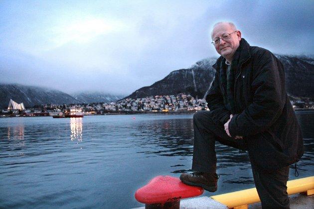 Hva kommer det av at det som har med BY å gjøre er blitt så fremmed for oss i Tromsø? Og hvorfor er det så anstøtelig? skriver Lars Echroll.