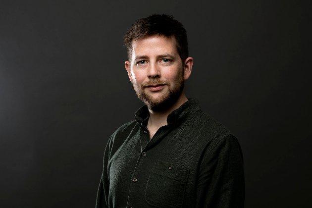 Halvard Raavand, politisk rådgiver i Greenpeace Norge