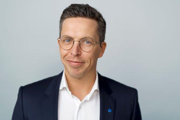 Marius Ytterstad, styreleder i Fiskebåt Nord.