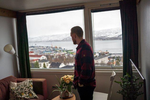 For den økende formuesforskjellen i Norge, hos «vanlige» folk, kommer ikke av utsikten til å arve laksemilliarder, men i større grad av din potensielle boligformue – arvet fra dine foreldre – og hvor den formuen er plassert, skriver Silje Solstad. Bildet er hentet fra en reportasje Nordlys skrev tidligere i år om førstegangskjøpere i Tromsø.