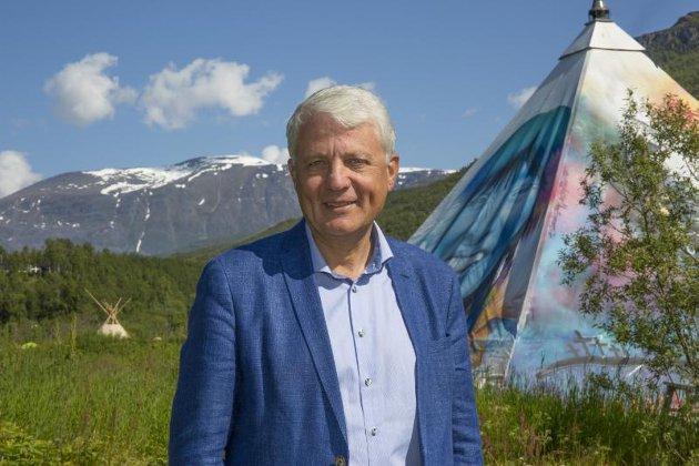 Det kommisjonen egentlig skal, er altså å granske urett begått mot urfolket i Norge og tre nasjonale minoriteter, skriver Karl-Wilhelm Sirkka. Her er Stortingets sannhets- og forsoningskommisjon sin leder Dagfinn Høybråten.