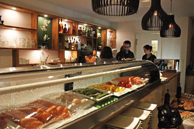 Suvi åpnet i januar og har på få månedene etablert seg som et solid og bra spisested i Tromsø. Vann og Brød er godt fornøyd med besøket.