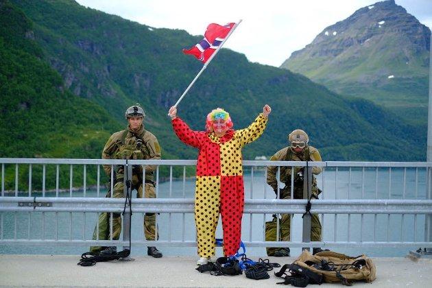 Arctic Race of Norway 2017 - 10/08/2017 - Etape 1 - Engenes (Andørja) / Narvik (156,5 km)