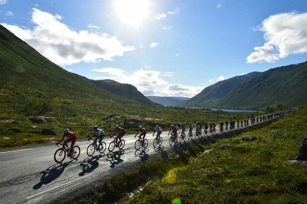 Arctic Race of Norway 2017 - 13/08/2017 - Tromsø / Tromsø (160,5 km)