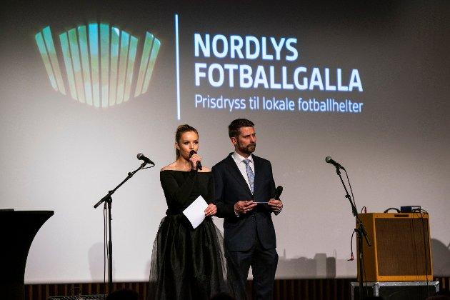 Guro Pettersen og Jørgen Hjertsen.