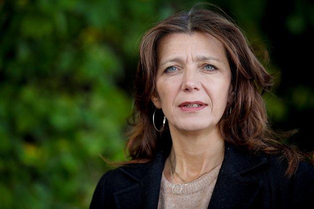 NHOs administrerende direktør, Anne-Cecilie Kaltenborn, mener Aftenpostens leder etterlot et feil og misforstått inntrykk.