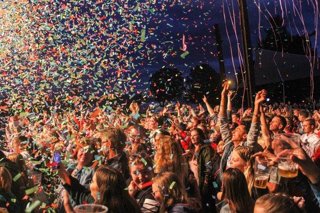 IKKE I SENTRUM: Det er ikke avsatt penger til konsert i sentrum under årets studentfestdag, slik det var under byfesten i fjor. Ordføreren oppfordrer utesteder og næringsliv til å finne på noe kreativt i sentrum denne dagen.