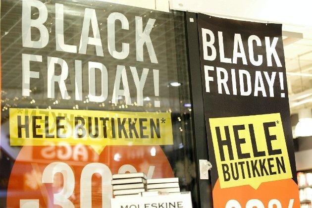 FORBRUK: – Få ned det ekstreme forbruket – boikott Black Friday, skriver Oppland Bygdeungdomslag.
