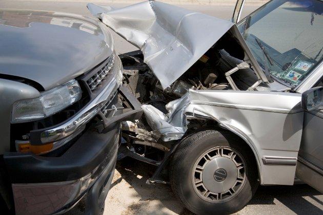 FRONT: – Frontkollisjoner og utforkjøringer dominerer ulykkesstatistikken med dødelig utfall i 2019, skriver artikkelforfatteren.