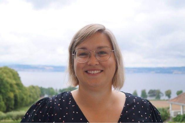KOMPETANSE: Anne-Marte Kolbjørnshus (Ap) tar til ordet for økt satsing på voksenopplæring i Innlandet.