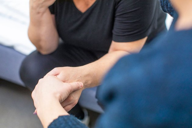 TILBUD: – Samlokalisering av psykisk helsevern, rusbehandling og somatikk legger til rette for at pasientene kan få et helhetlig tilbud, skriver artikkelforfatterne.