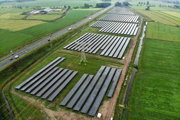 SOLENERGI: - Vi er sterkt for energiproduksjon i mindre skala, der det ikke medfører store og ødeleggende inngrep i natur, skriver Paul Lindviksmoen i Naturvernforbundet.